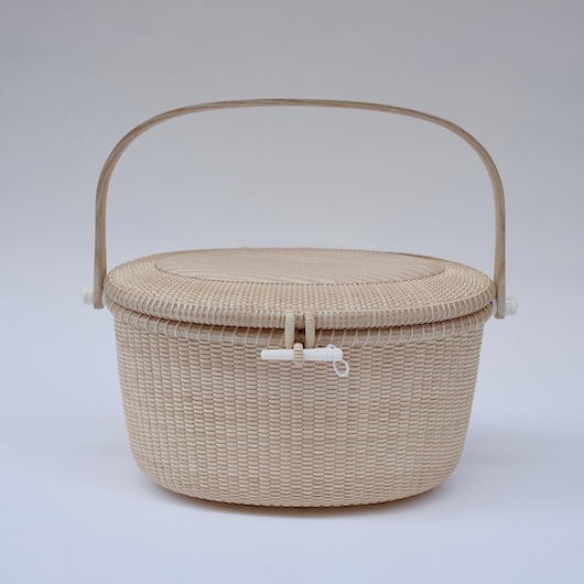 "10""Tote Purse Basket"